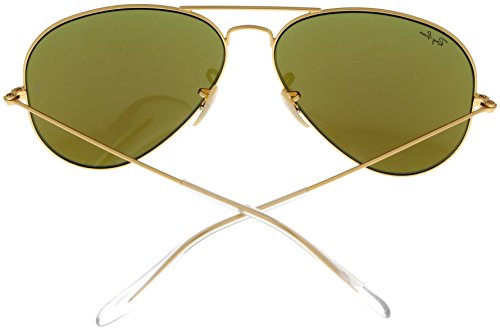 d68f088592d903 ... Ray Ban Sunglasses Aviator Gold  Blue Mirrored Lens Unisex RB3025  112 17 62