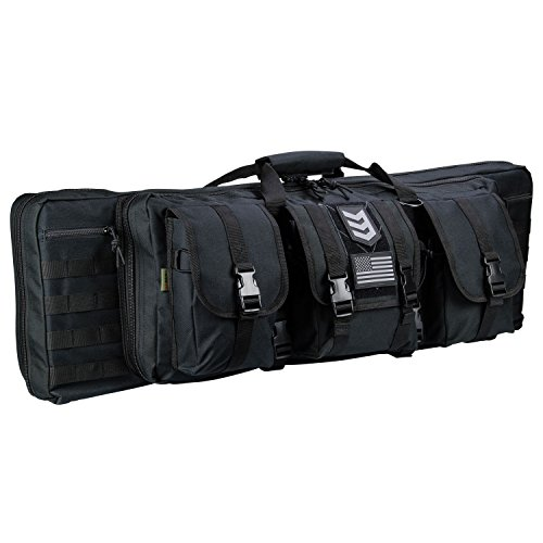 3V Gear Ranger Padded Double Gun Case - 42 Inches