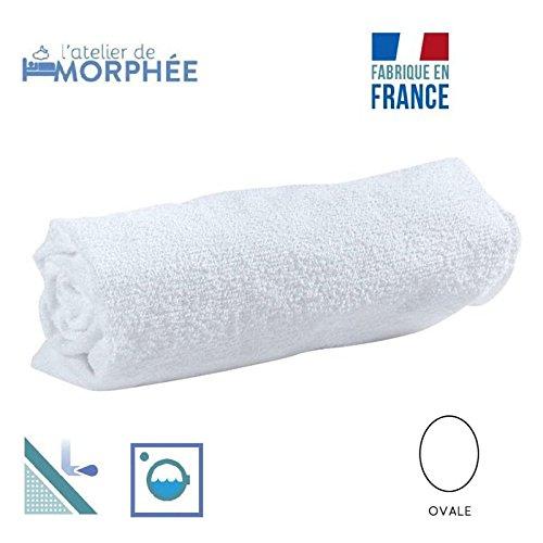 Protège matelas 30x80 berceau ovale Atelier de Morphée