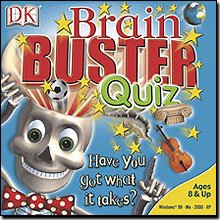 Global Software Publishing DK Brain Buster 1.1