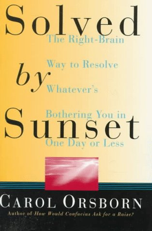 Solved Sunset Resolve Whatevers Bothering