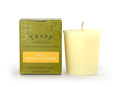 - Trapp Signature Home Collection No. 08 Fresh Cut Tuberose 2 Ounce Votive - 2 Pack
