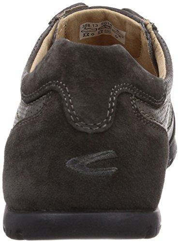 camel active Shuttle 13 Herren Sneakers Grau (Charcoal)