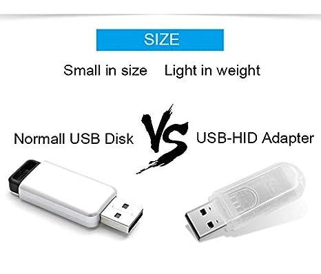 Amazon com: WitMotion USB-HID Wireless Bluetooth Adapter