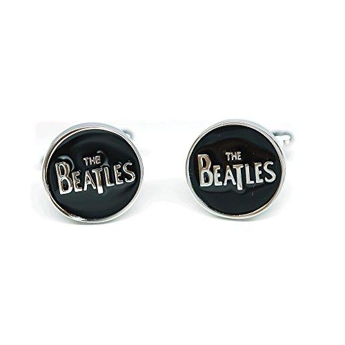 Beatles Love Music Men's Fashion Jewelry Shirt Cuff Links w/ Gift Box ()