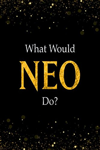 What Would Neo Do?: Neo Designer Notebook