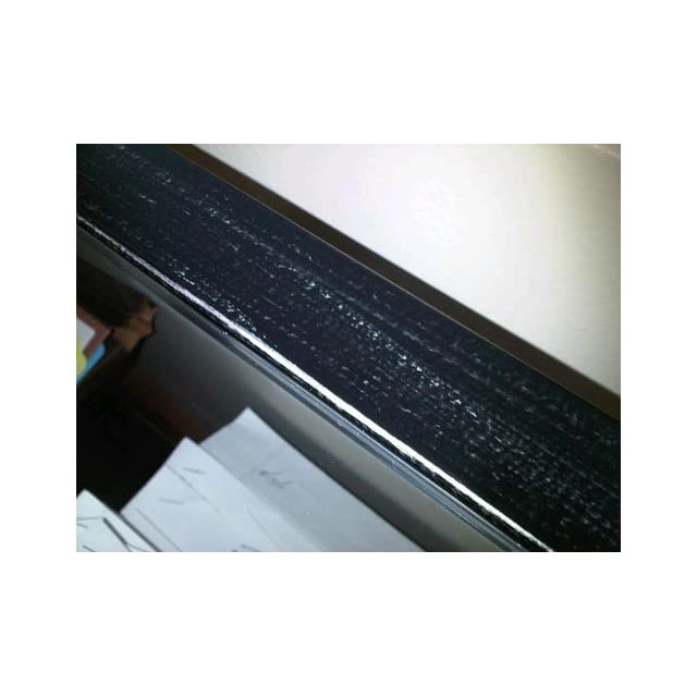 Metal Sofa Table   Black
