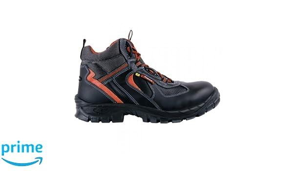 Cofra - Botas de seguridad Yule S3 ESD Asgard 13041 - 000, Alto Zapatos, color negro, negro, 13041-000: Amazon.es: Industria, empresas y ciencia