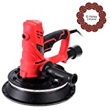 VIVOHOME 850W Electric Adjustable Variable Speed Drywall Sander Machine with Automatic Vacuum System LED Light and Dust...