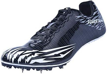 GLEYDY Zapatos De Atletismo Unisex 7 uñas Zapatos con Clavos ...