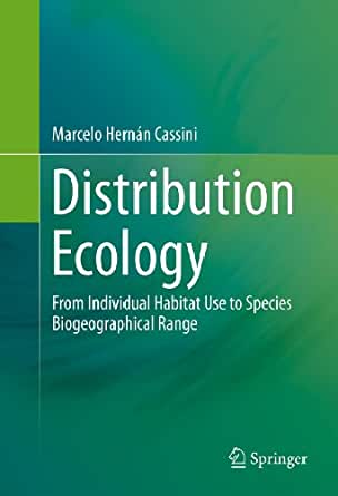 Distribution Ecology: From Individual Habitat Use to
