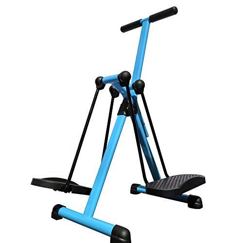 (Dual-Axis Deluxe Exerciser, Best Combination of Mini-Elliptical, Stepper and Pedal Bike for Zero Impact Fitness/Rehabilitation Therapy. New StrydeGlyde also features ADDUCTION/ABDUCTION MODE)