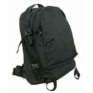 "Blackhawk 3-Day Assault Backpack Black Soft 6""X13""X20"" 603d00bk"