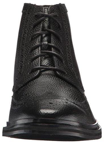 Cole Haan Hommes Williams Welt Bit Ii Botte De Mode Noir Caviar / Scotch