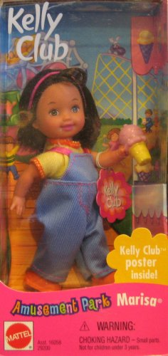 Barbie AMUSEMENT PARK MARISA Doll - Kelly Club (2000), used for sale  Delivered anywhere in USA