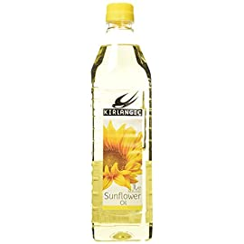 Sunflower Oil - kirlangic 1L 3 Product of Turkey.