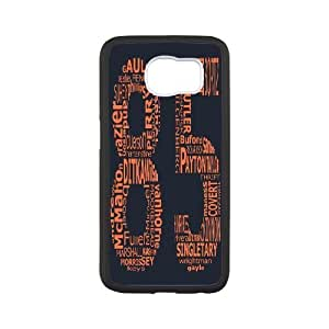 Personalized Chicago Bears Kidszone Bear S6 Case, Chicago Bears Kidszone Bear Customized Case for Samsung Galaxy S6 at Lzzcase