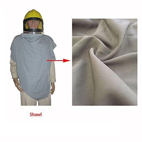 AIR FED Safety Sandblast Helmet Sand Blast Hood Protector for Sandblasting by BIC (Image #3)