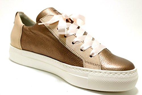 152 kombi de mujer cordones Paul Zapatos Piel Lisa para Green 4512 de YwgTUPET