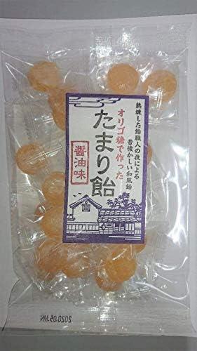 オリゴ糖 で作った たまり 飴 (醤油 味)×12袋