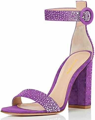 dff84b650c5a2 Shopping Last 90 days - Purple - Sandals - Shoes - Women - Clothing ...