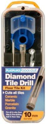 """Plasplugs #PDFTK038 3/8"""" Tile Floor Drill"""