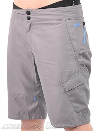 Womens Fox Boardshort Gray