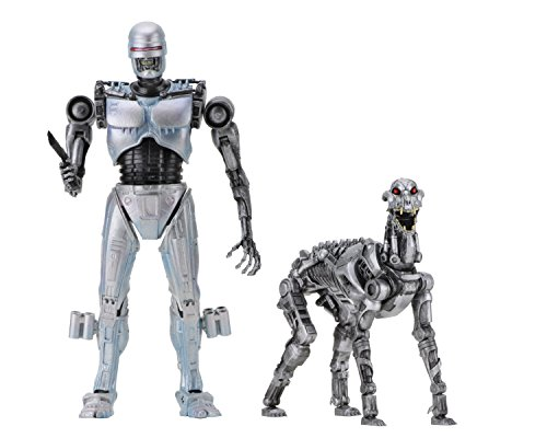 NECA RoboCop vs The Terminator - 7