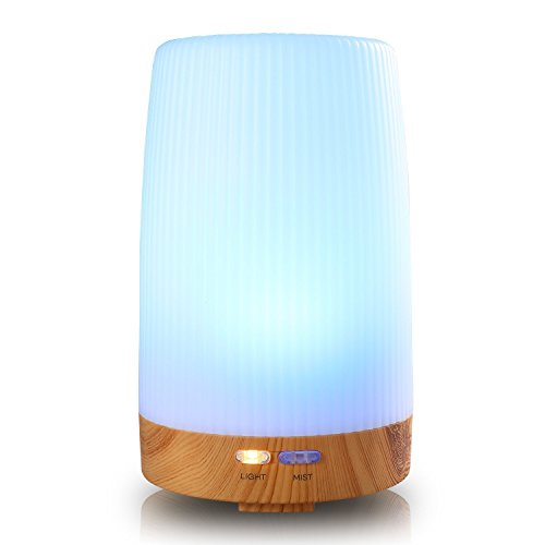 Aroma Spa Room Color ~ Essential oil diffuser wintech wood grain ultrasonic