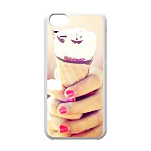 Ice Cream Original New Print DIY Phone Case for Iphone 5C,personalized case cover ygtg628362