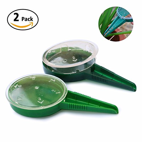 Besfurniture 2 X Dial Seed Sowers Hand Held Sower Seed Planter Tools