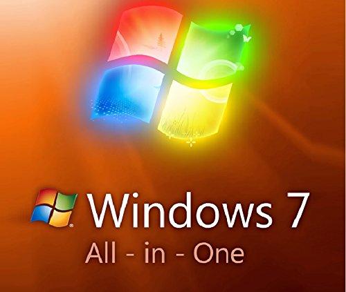 Windows 7 Installation / Repair DVD 32 and 64 bit versions