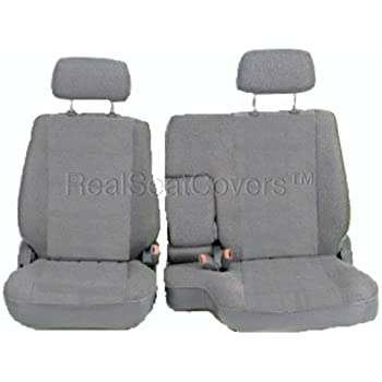 Amazon Com A25 Toyota Pickup Front Solid Bench Charcoal