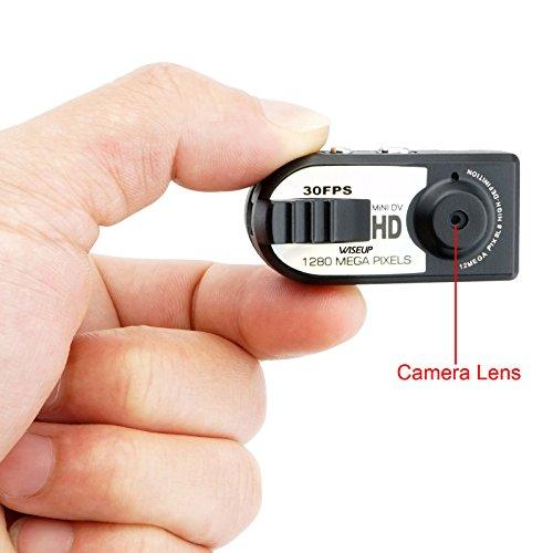 WISEUP Portable Camcorder Detector Recorder