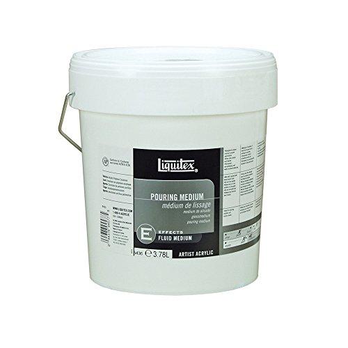 - Liquitex Pouring Medium (128 oz.) 1 pcs sku# 18430139MA