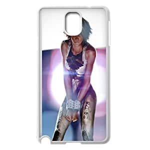 Samsung Galaxy Note 3 Cell Phone Case White_Handcuffed girl Bpmmv