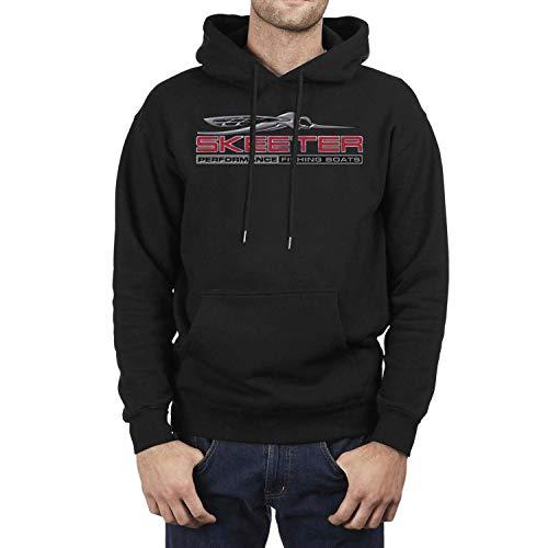 Skeeter-Logo- Sweatshirts for Men Soft Pullover Casual Pullover Hoodie (Skeeter Sweatshirt)