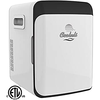 Amazon cooluli mini fridge electric cooler and warmer 15 liter cooluli mini fridge electric cooler and warmer 15 liter18 can ac asfbconference2016 Images