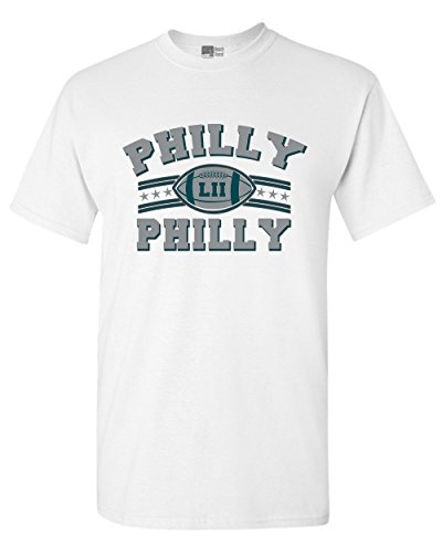 - Beach Open Philly Philly Philadelphia Football DT Adult T-Shirt Tee (XXX Large, White)