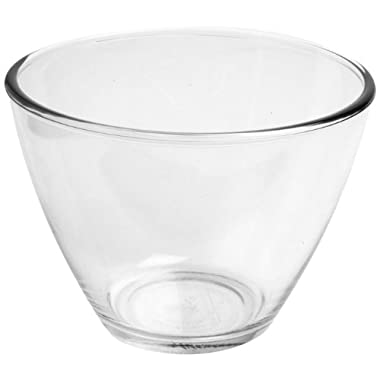 Anchor Hocking 1-Quart Splash Proof Glass Mixing Bowls, Set of 4