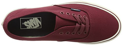 Oxblood Authentic Vans Red Red Red Vans Authentic Oxblood TpSq4wS