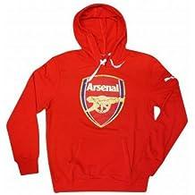 Arsenal PUMA FC Crest Hoodie