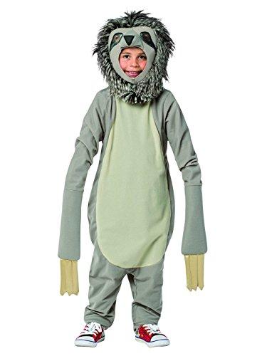Sloth Adult Costume - Standard ()