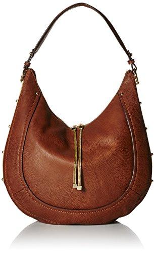 Aldo Pescate Hobo Bag, Cognac, One Size