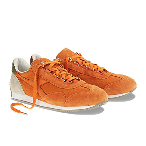 Orange Stone Sauce Chaussures Equipe Diadora 40062 Basses 12 Adulte Wash Mixte zq57wx