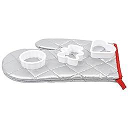 BARLEY 40 Piece Cupcake Silicone Baking kit