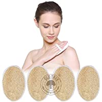 Old Tree Body Scrubber (Pack Of 4)