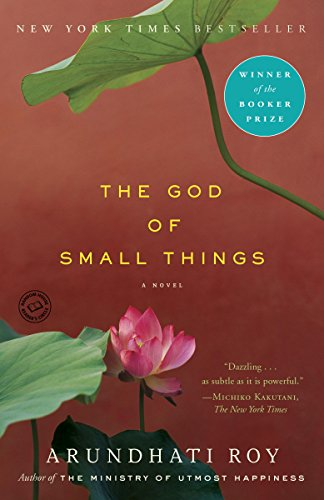 The God of Small Things: A Novel cover