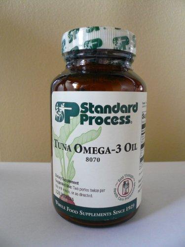 Thon Process Standard oméga-3 d'huile 120 P