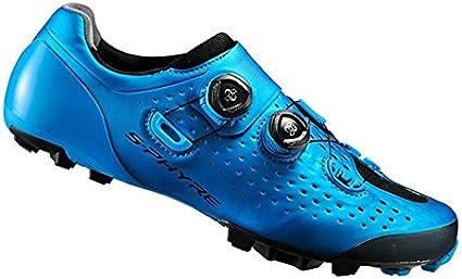5 Chaussures VTT Chaussures VTT Shimano Chaussures VTT s-phyre XC9/sh-xc900sb Bleu Taille 37,5/